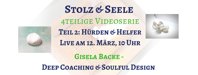 "Teil 2 der Videoserie ""Stolz & Seele"": Hürden & Helfer"